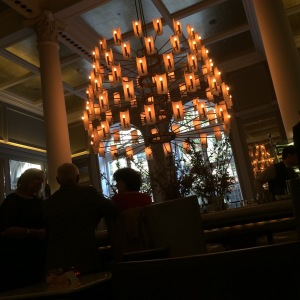 The Northall Bar at The Corinthia Hotel