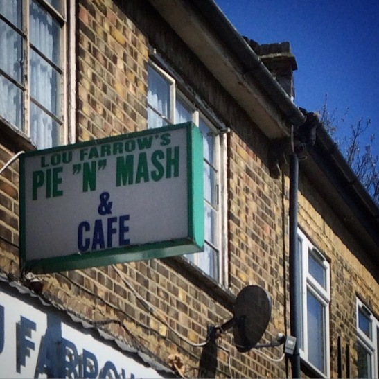 Lou Farrow's  Pie & Mash Shop