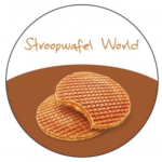 Stroopwafel World logo